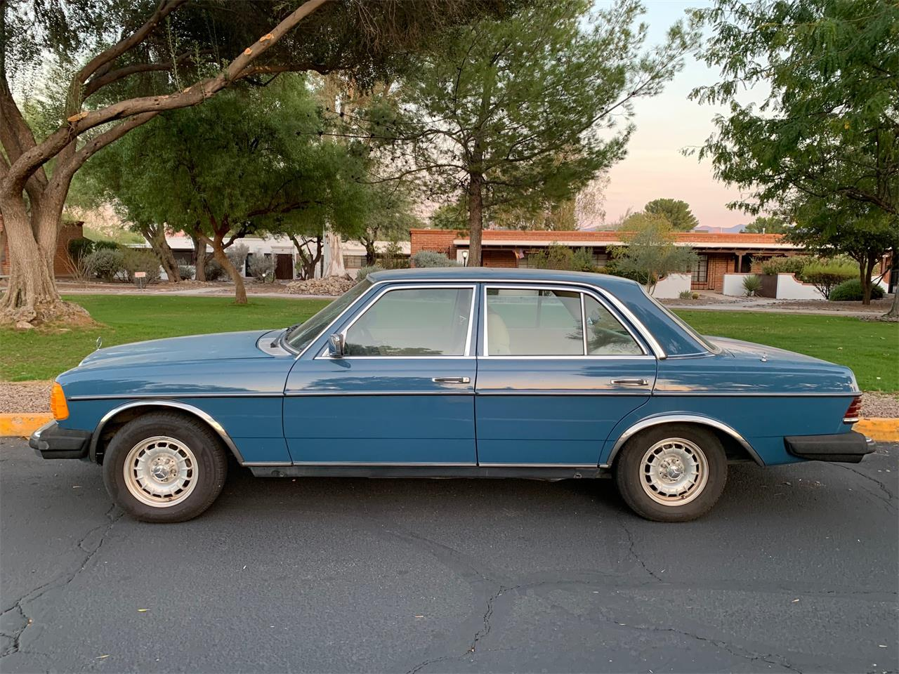 1977 Mercedes-Benz 300D (CC-1417198) for sale in Green Valley, Arizona