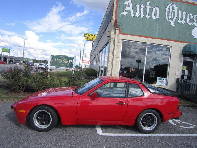 1984 Porsche 944 (CC-1417199) for sale in Tifton, Georgia
