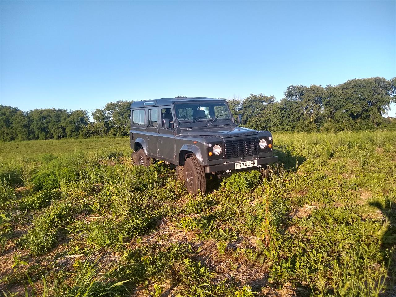 1989 Land Rover Defender (CC-1417211) for sale in West Bend, Wisconsin