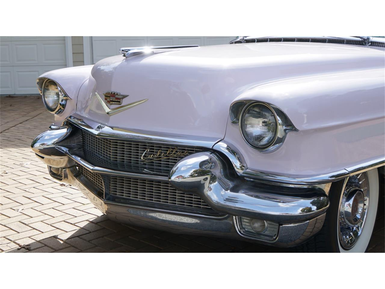 1956 Cadillac Coupe DeVille (CC-1417212) for sale in Old Bethpage, New York
