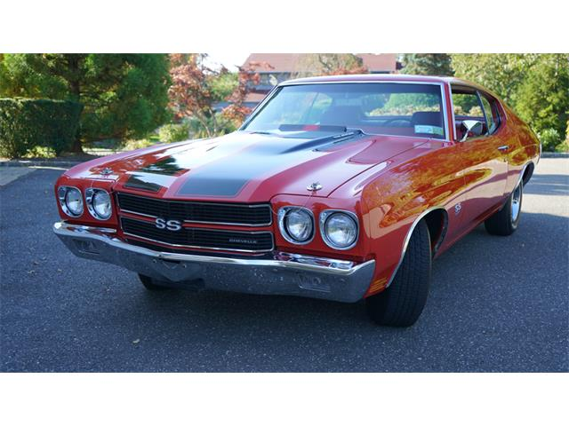 1970 Chevrolet Chevelle Malibu SS (CC-1417217) for sale in Old Bethpage, New York