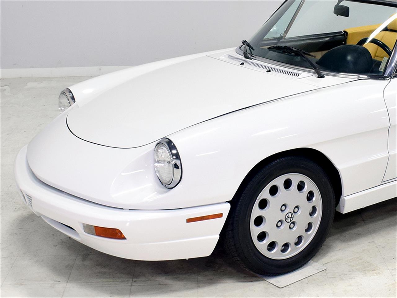 1991 Alfa Romeo Spider (CC-1417222) for sale in Macedonia, Ohio