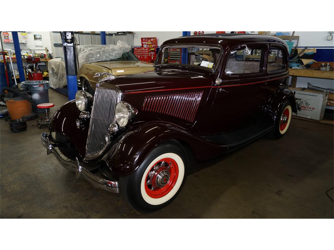 1934 Ford Victoria (CC-1417226) for sale in Old Bethpage, New York