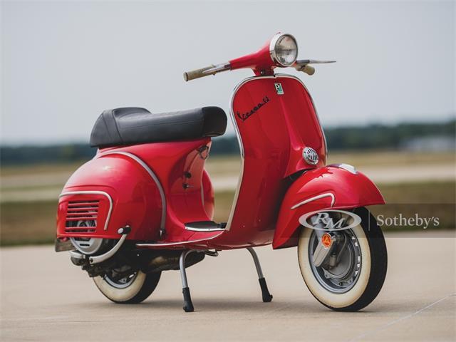 1962 Vespa Piaggio (CC-1410723) for sale in Elkhart, Indiana