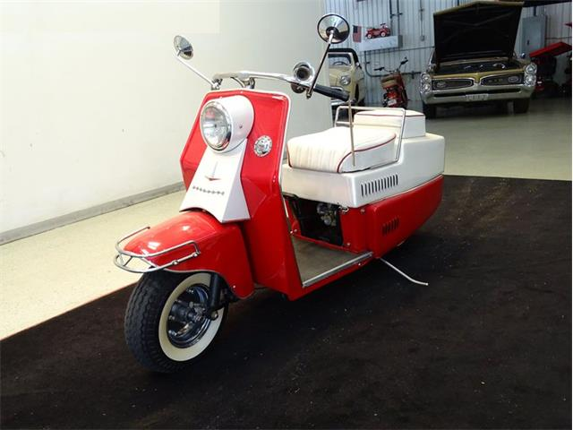 1958 Miscellaneous Scooter (CC-1410724) for sale in Greensboro, North Carolina