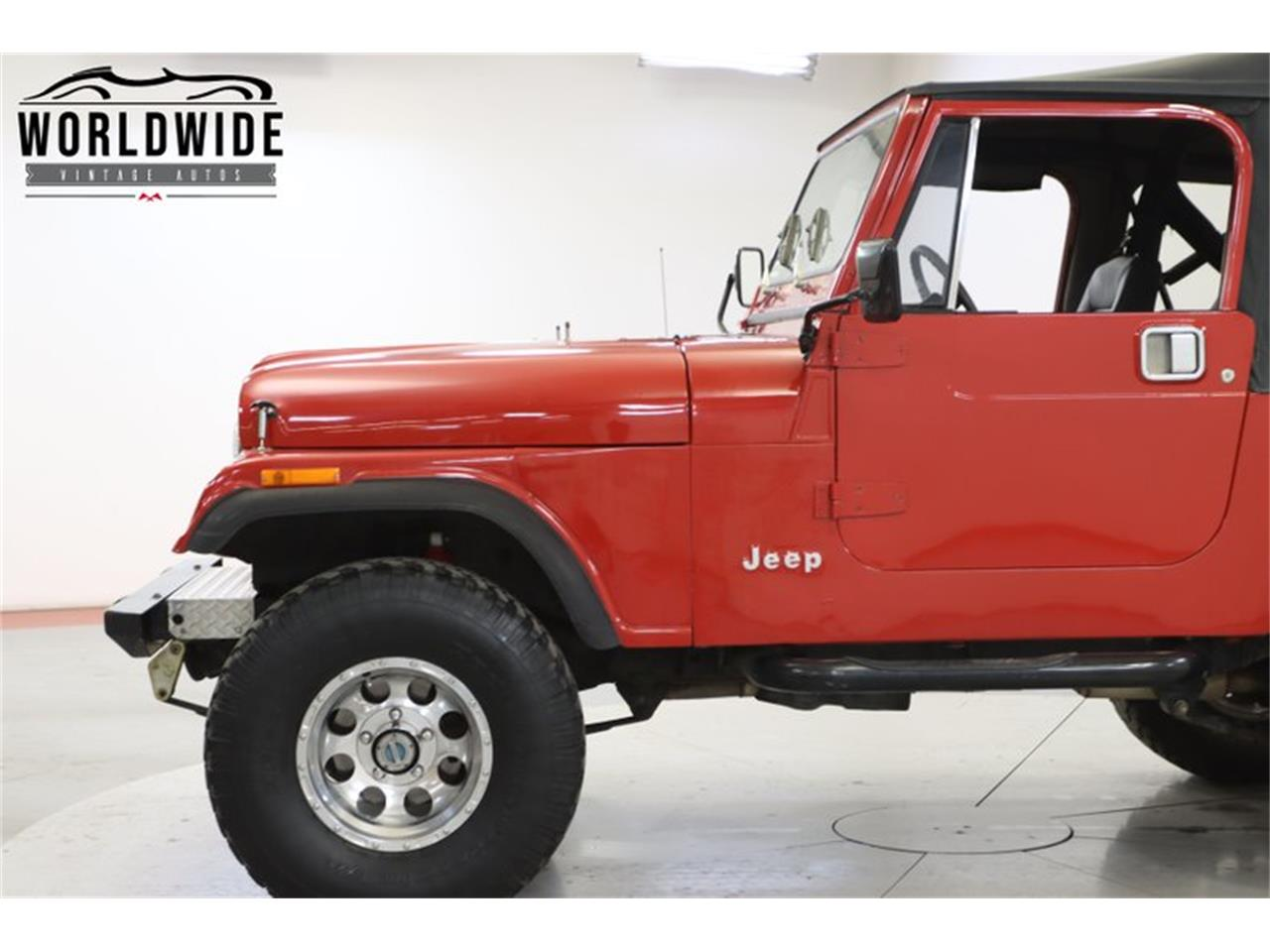 1985 Jeep CJ (CC-1417240) for sale in Denver , Colorado