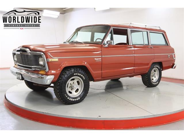 1979 Jeep Wagoneer (CC-1417242) for sale in Denver , Colorado