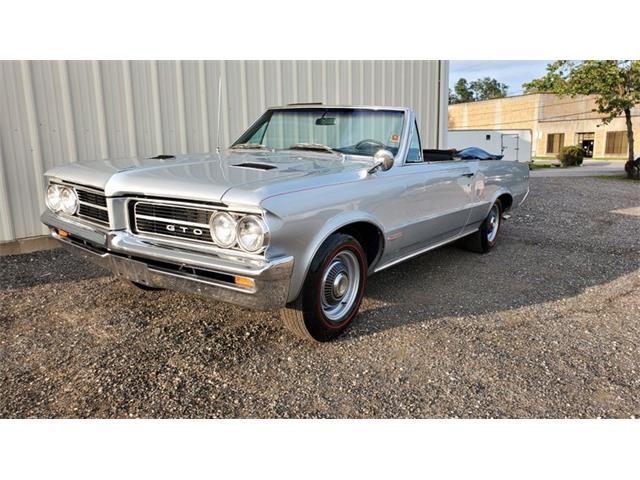 1964 Pontiac GTO (CC-1417270) for sale in Greensboro, North Carolina
