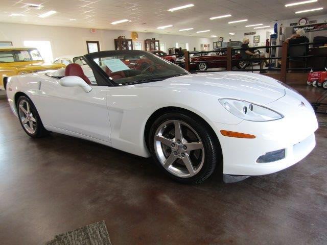 2005 Chevrolet Corvette (CC-1417273) for sale in Greensboro, North Carolina