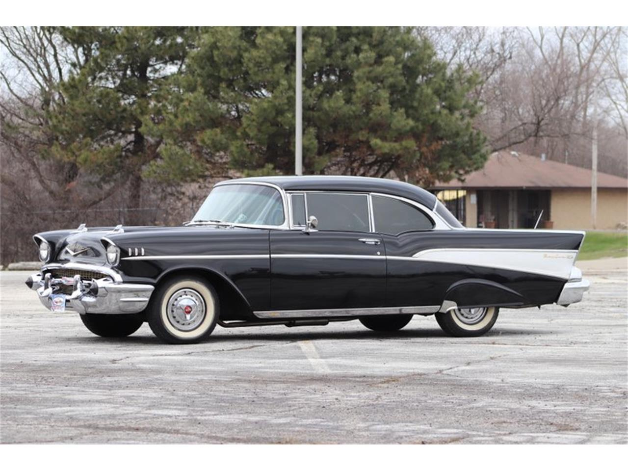 1957 Chevrolet Bel Air (CC-1417287) for sale in Alsip, Illinois