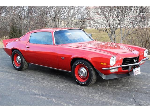 1972 Chevrolet Camaro SS