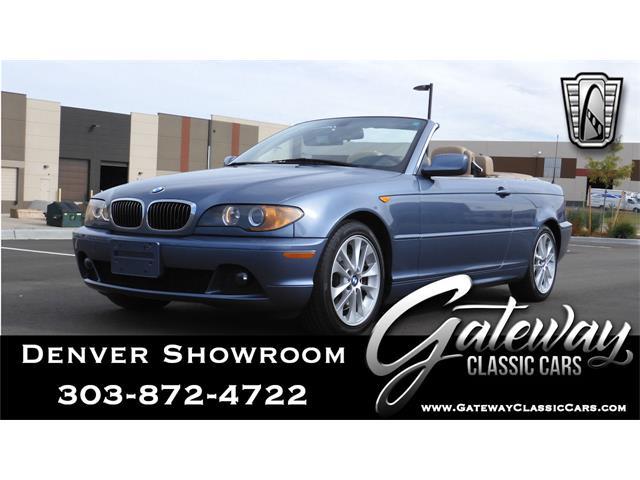 2004 BMW 330ci (CC-1417294) for sale in O'Fallon, Illinois