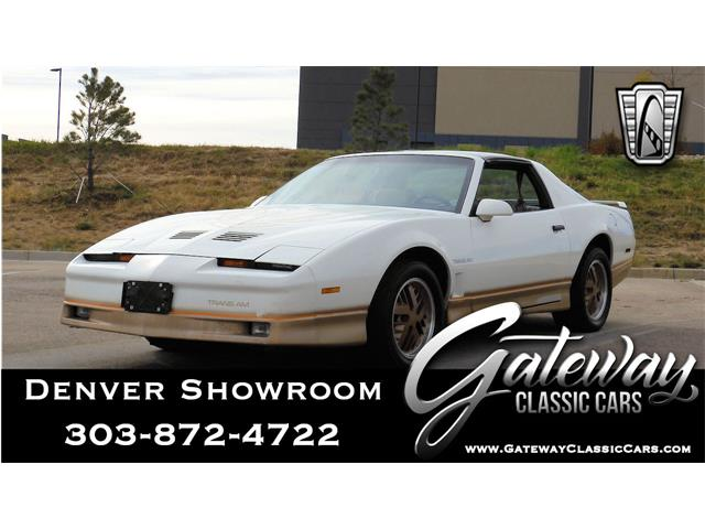 1985 Pontiac Firebird Trans Am (CC-1417296) for sale in O'Fallon, Illinois
