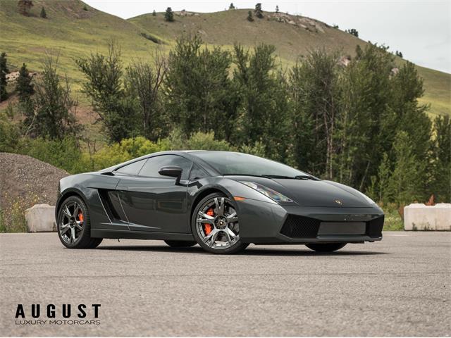 2008 Lamborghini Gallardo (CC-1417297) for sale in Kelowna, British Columbia