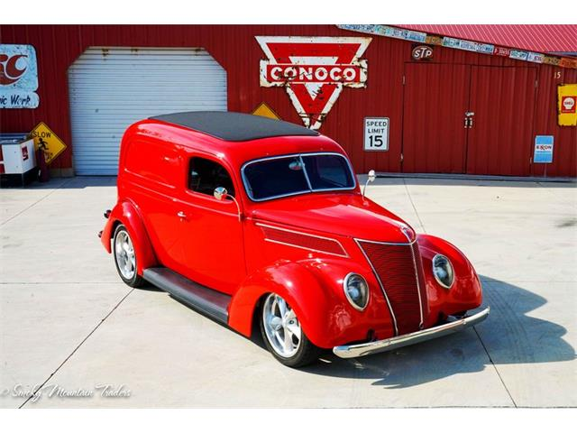 1937 Ford Sedan (CC-1417302) for sale in Lenoir City, Tennessee