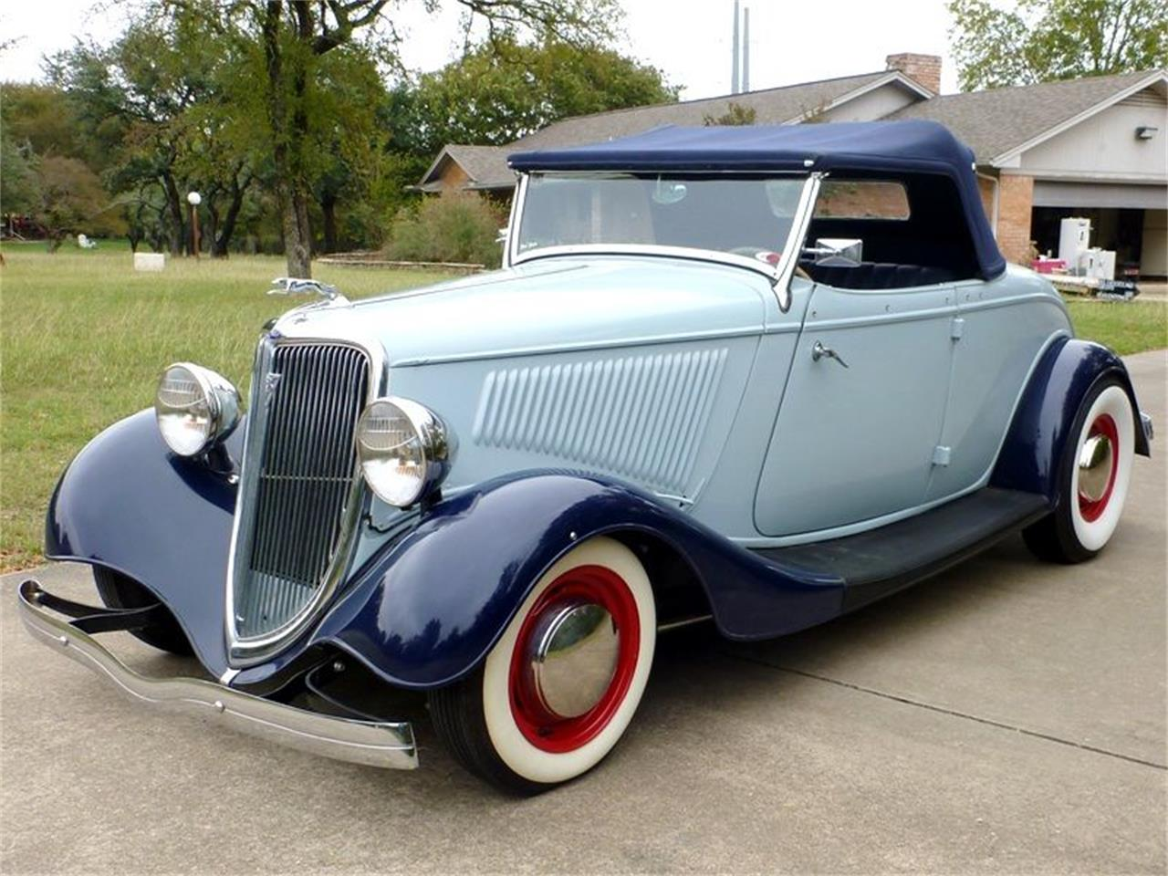 1934 Ford Roadster (CC-1417304) for sale in Arlington, Texas