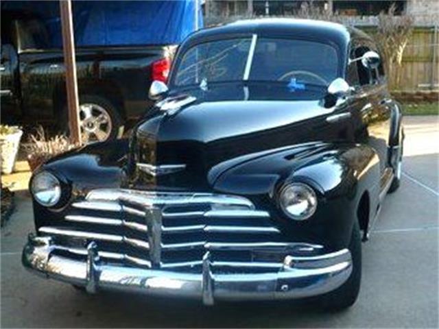 1948 Chevrolet 1 Ton Pickup (CC-1417306) for sale in Arlington, Texas
