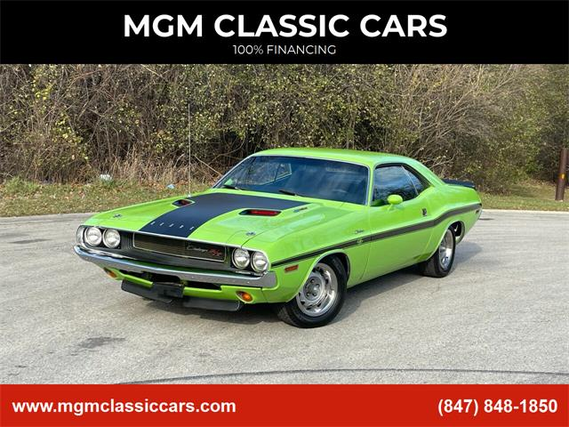1970 Dodge Challenger (CC-1417308) for sale in Addison, Illinois