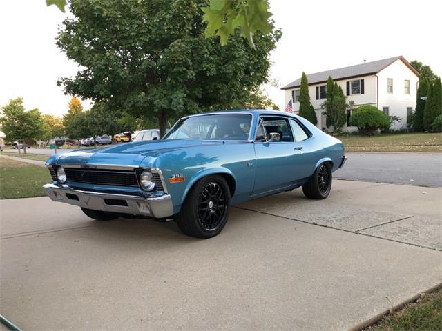 1970 Chevrolet Nova (CC-1417317) for sale in Addison, Illinois
