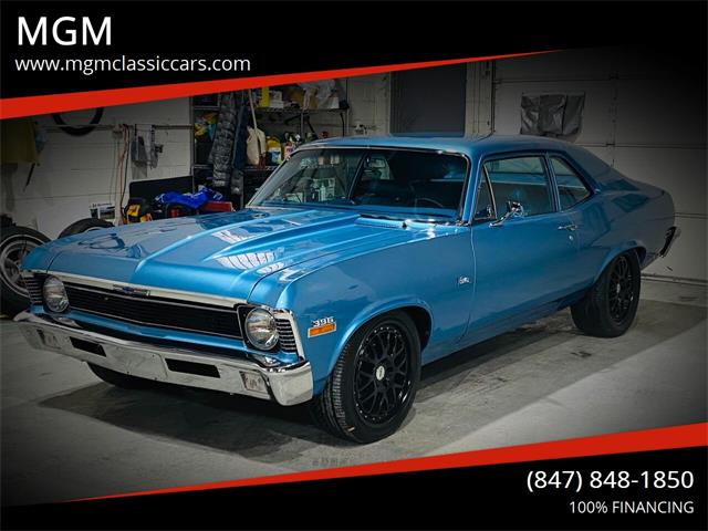 1970 Chevrolet Nova (CC-1417317) for sale in Addison, Illinois