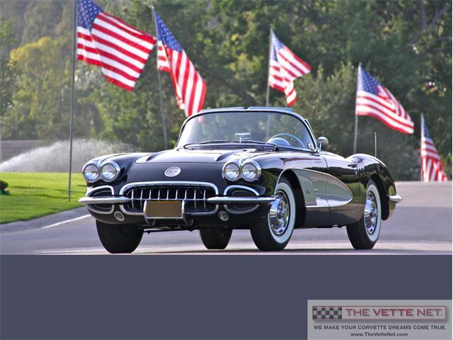 1959 Chevrolet Corvette (CC-1417328) for sale in Sarasota, Florida