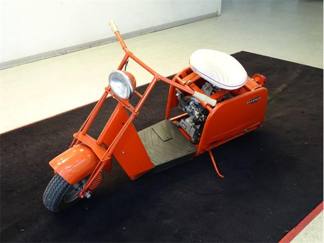 1956 Miscellaneous Scooter (CC-1410733) for sale in Greensboro, North Carolina