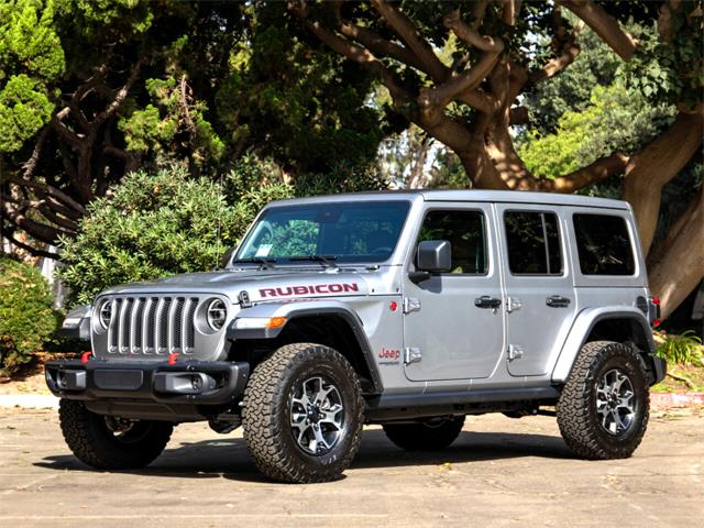 2021 Jeep Wrangler (CC-1417331) for sale in Marina Del Rey, California