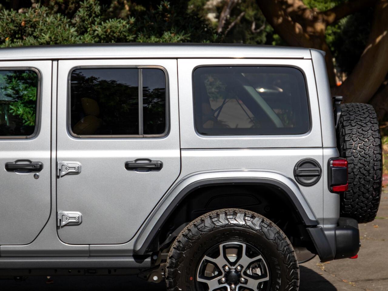 2021 Jeep Wrangler (CC-1417331) for sale in Marina Del Rey, California