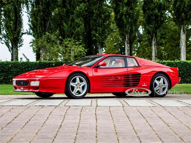 1992 Ferrari 512 TR (CC-1417333) for sale in London, United Kingdom
