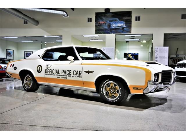 1972 Oldsmobile Cutlass (CC-1417335) for sale in Chatsworth, California
