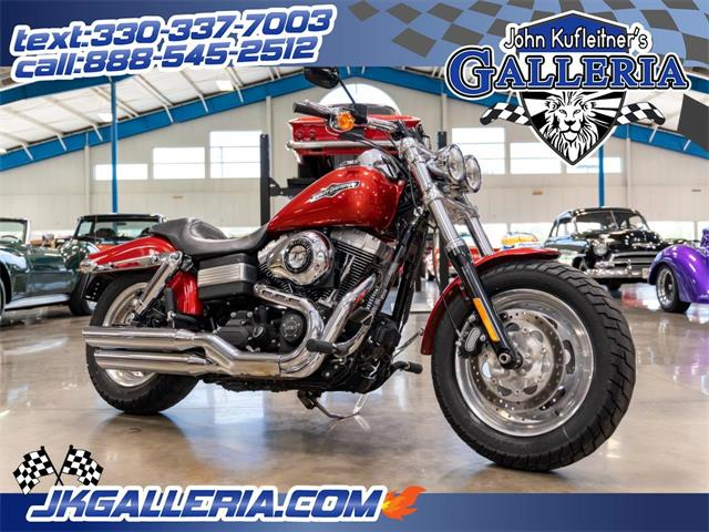 2013 Harley-Davidson Dyna (CC-1417337) for sale in Salem, Ohio