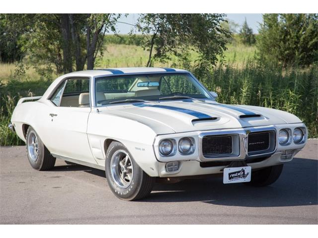 1969 Pontiac Firebird Trans Am (CC-1417354) for sale in Lincoln, Nebraska