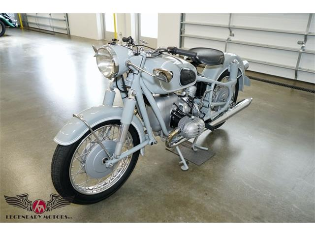 1966 BMW Motorcycle (CC-1417355) for sale in Rowley, Massachusetts