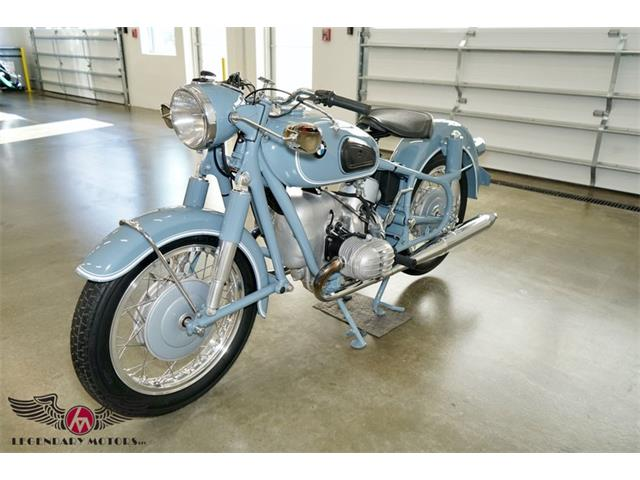 1967 BMW Motorcycle (CC-1417358) for sale in Rowley, Massachusetts