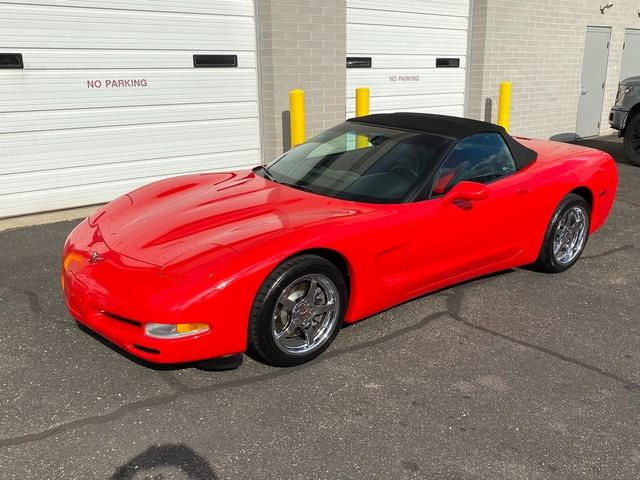 1998 Chevrolet Corvette (CC-1417374) for sale in Shelby Township, Michigan