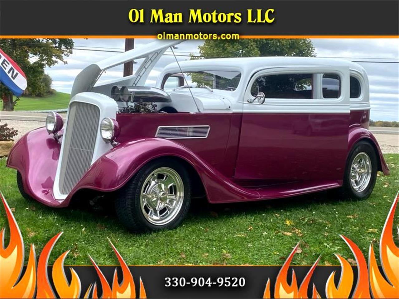 1934 Chevrolet Coupe (CC-1417379) for sale in Louisville, Ohio