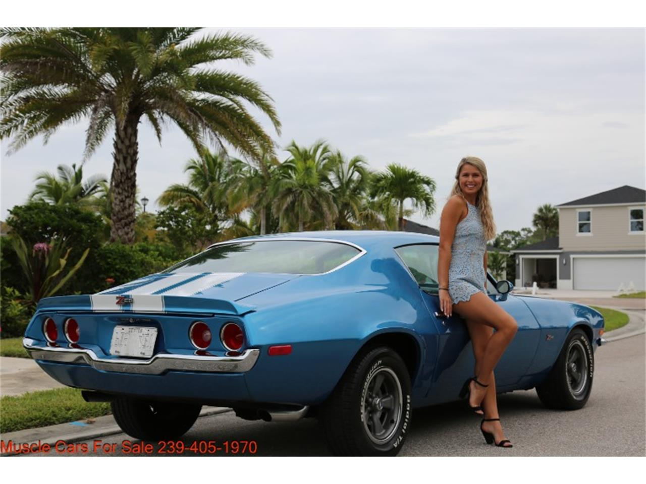 1972 Chevrolet Camaro RS (CC-1417383) for sale in Fort Myers, Florida