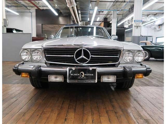 1985 Mercedes-Benz 380SL (CC-1417384) for sale in Bridgeport, Connecticut