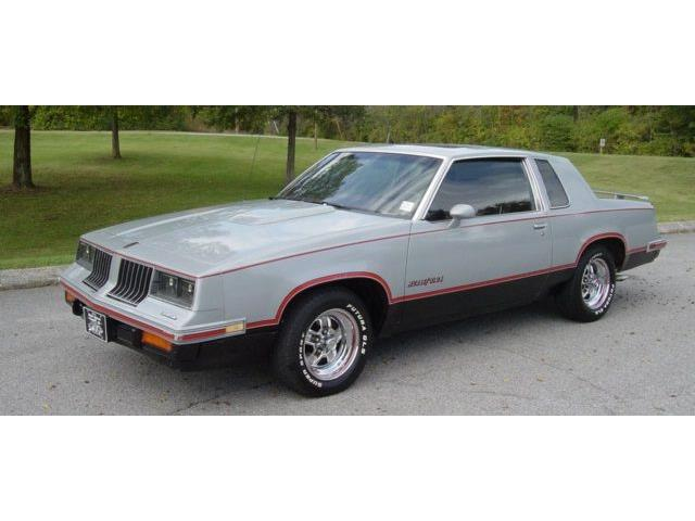 1984 Oldsmobile Cutlass (CC-1417388) for sale in Hendersonville, Tennessee