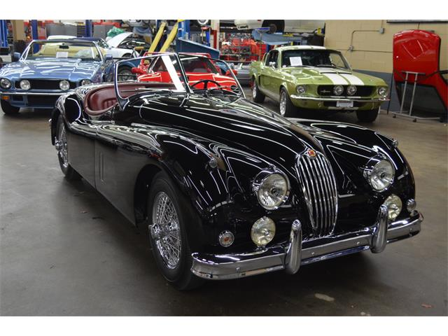 1955 Jaguar XK140 (CC-1417405) for sale in Huntington Station, New York