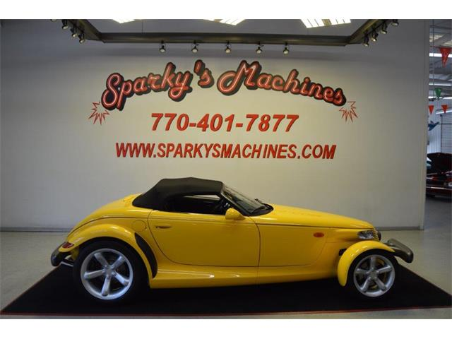 1999 Plymouth Prowler (CC-1417407) for sale in Loganville, Georgia