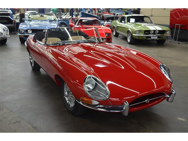 1965 Jaguar E-Type (CC-1417408) for sale in Huntington Station, New York