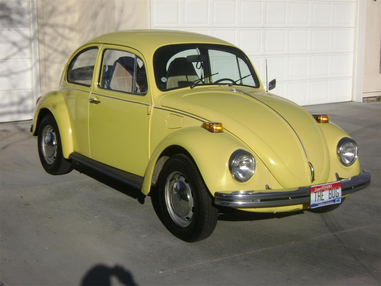 for sale 1973 volkswagen beetle in boise, idaho cars - boise, id at geebo