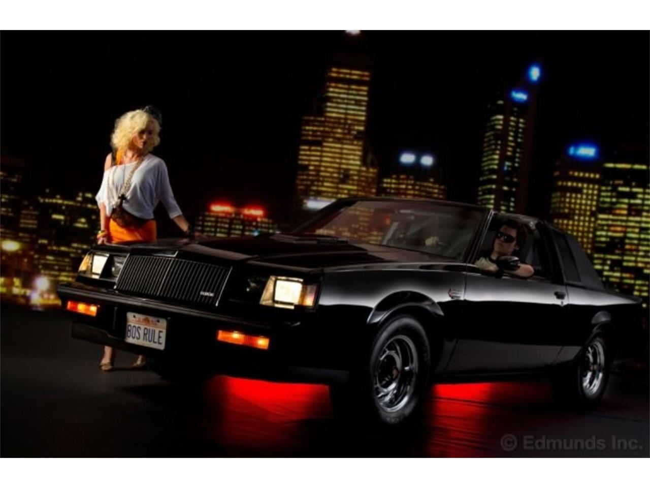 1987 Buick Grand National (CC-1417436) for sale in Emory , Texas