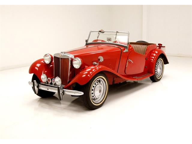 1952 MG TD (CC-1417441) for sale in Morgantown, Pennsylvania