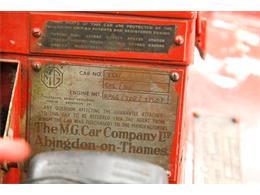 1952 MG TD (CC-1417441) for sale in Morgantown, Pennsylvania