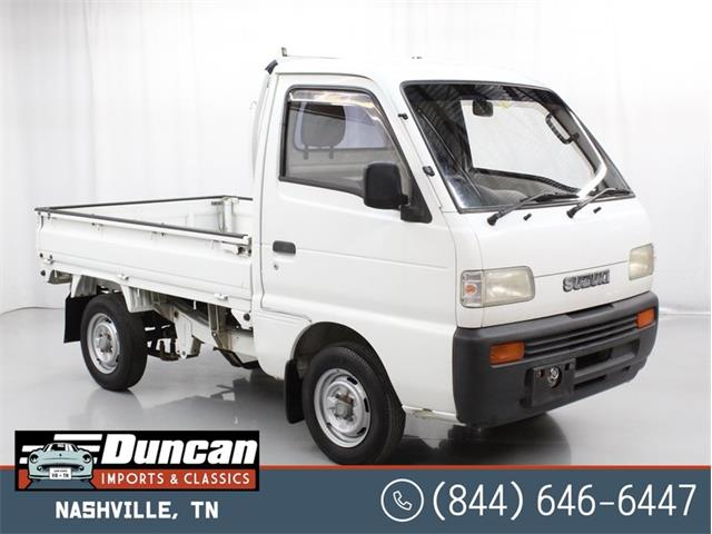 1993 Suzuki Carry (CC-1417442) for sale in Christiansburg, Virginia