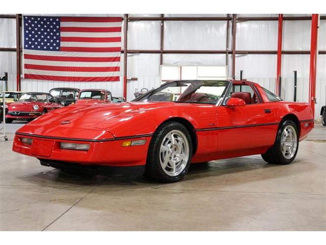 1990 Chevrolet Corvette (CC-1417457) for sale in Kentwood, Michigan