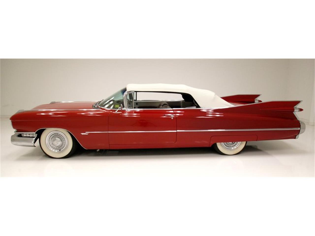 1959 Cadillac Series 62 (CC-1417465) for sale in Morgantown, Pennsylvania