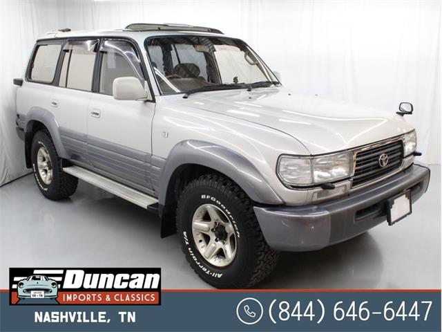 1995 Toyota Land Cruiser FJ (CC-1417474) for sale in Christiansburg, Virginia